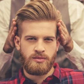 Men's Haircuts - Our Services - Kinetic Salon
